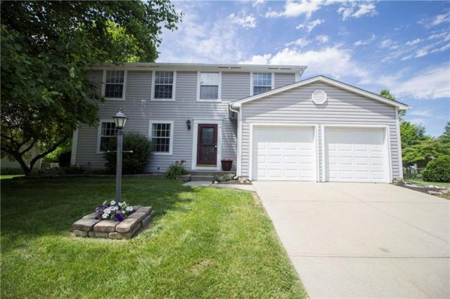 7664 Madden Place, Fishers, IN 46038 (MLS #21646210) :: AR/haus Group Realty
