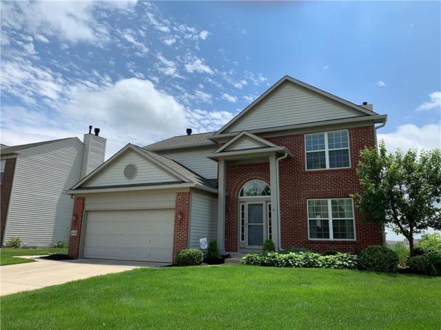 16631 Lakeville Crossing, Westfield, IN 46074 (MLS #21646272) :: The Evelo Team