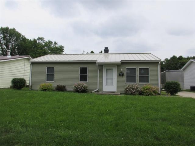 106 Eastman Road, Chesterfield, IN 46017 (MLS #21646278) :: The ORR Home Selling Team