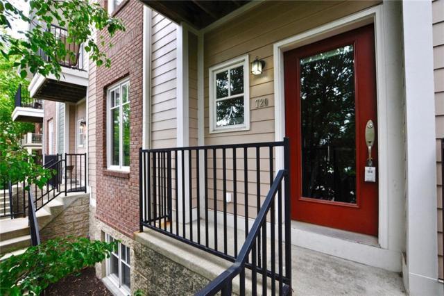 720 N East Street, Indianapolis, IN 46202 (MLS #21646308) :: AR/haus Group Realty