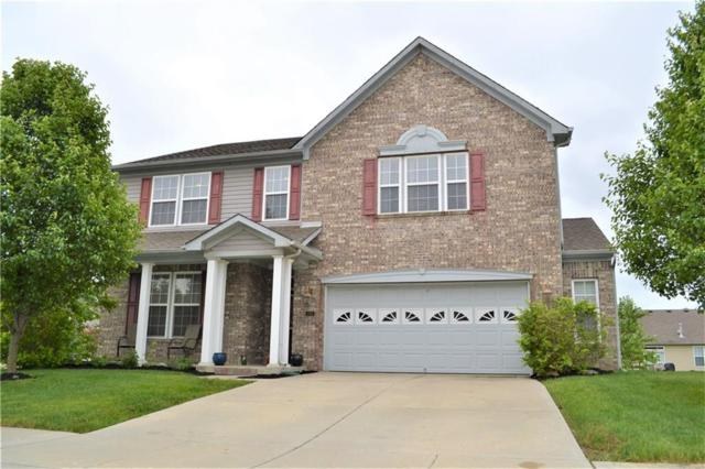 11281 Dobbins Drive, Fishers, IN 46038 (MLS #21646351) :: AR/haus Group Realty