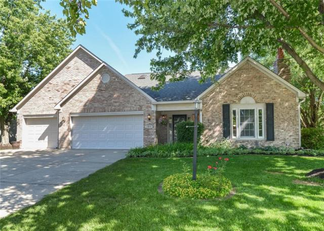 11930 Glen Scott Drive, Indianapolis, IN 46236 (MLS #21646387) :: David Brenton's Team