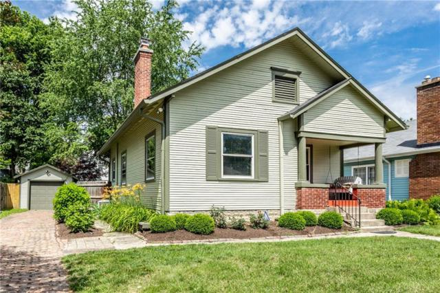 5350 Guilford Avenue, Indianapolis, IN 46220 (MLS #21646389) :: AR/haus Group Realty
