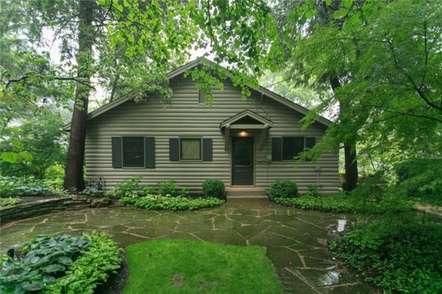 7545 Edgewater Drive, Indianapolis, IN 46240 (MLS #21646428) :: The Evelo Team