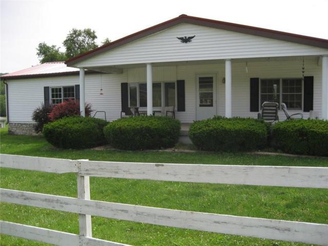 12015 State Road 121, Laurel, IN 47024 (MLS #21646440) :: HergGroup Indianapolis