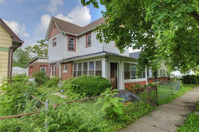 1612 N Arsenal Avenue, Indianapolis, IN 46218 (MLS #21646442) :: HergGroup Indianapolis