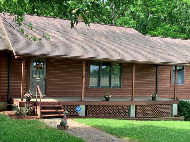 827 W Oak Hill Road, Crawfordsville, IN 47933 (MLS #21646472) :: Mike Price Realty Team - RE/MAX Centerstone