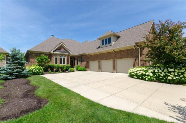 15430 Long Cove Boulevard, Carmel, IN 46033 (MLS #21646521) :: Mike Price Realty Team - RE/MAX Centerstone
