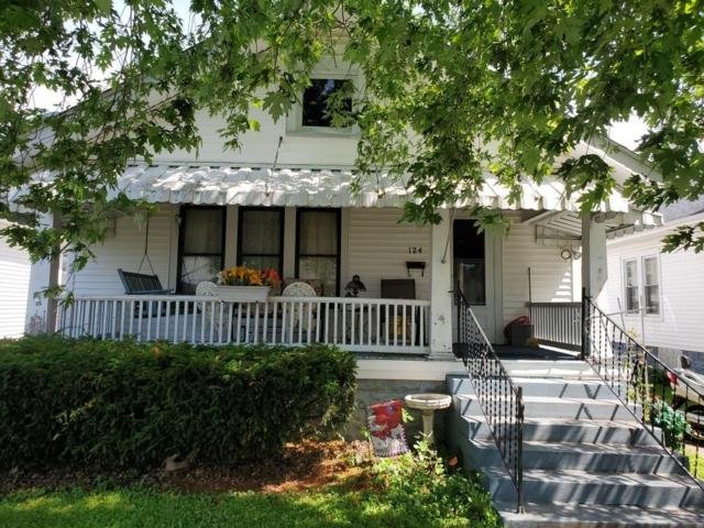 124 3rd Street, Shelbyville, IN 46176 (MLS #21646525) :: David Brenton's Team