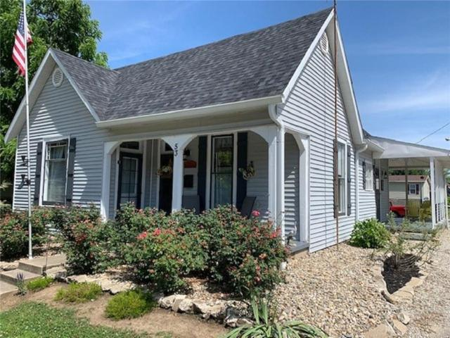 53 W Cooper Street, Spencer, IN 47460 (MLS #21646562) :: Mike Price Realty Team - RE/MAX Centerstone