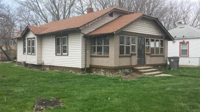 3702 N Emerson Avenue, Indianapolis, IN 46218 (MLS #21646588) :: The ORR Home Selling Team