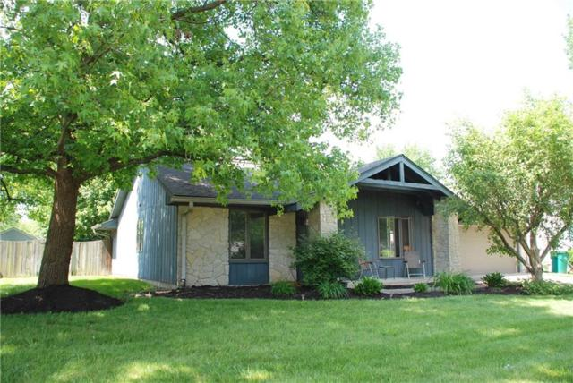 6824 Studebaker Lane, Indianapolis, IN 46214 (MLS #21646599) :: Mike Price Realty Team - RE/MAX Centerstone