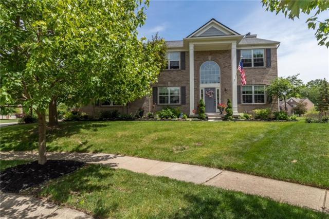 8279 Ambleside Court, Indianapolis, IN 46256 (MLS #21646607) :: David Brenton's Team