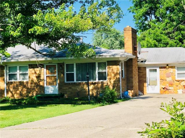 4033 N Drexel Avenue, Indianapolis, IN 46226 (MLS #21646625) :: Richwine Elite Group