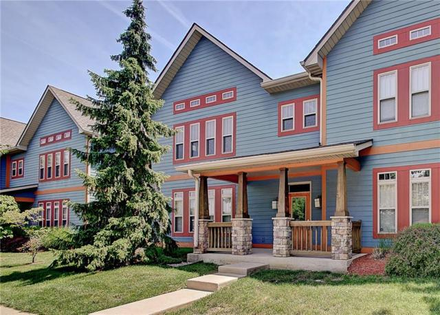 1623 N College Avenue #6, Indianapolis, IN 46202 (MLS #21646629) :: AR/haus Group Realty