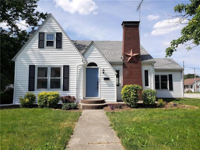 420 W Main Street, Elwood, IN 46036 (MLS #21646647) :: HergGroup Indianapolis