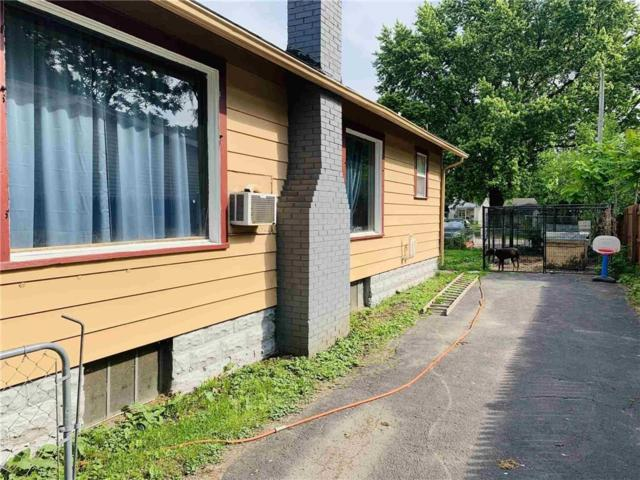 1319 S Burlington Drive, Muncie, IN 47302 (MLS #21646653) :: The ORR Home Selling Team