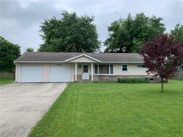 631 Riley Road, New Castle, IN 47362 (MLS #21646671) :: HergGroup Indianapolis