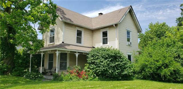 814 W Main Street, Greenfield, IN 46140 (MLS #21646678) :: AR/haus Group Realty
