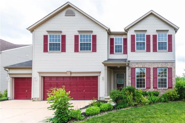 9987 Rainbow Falls Ln, Fishers, IN 46037 (MLS #21646690) :: AR/haus Group Realty