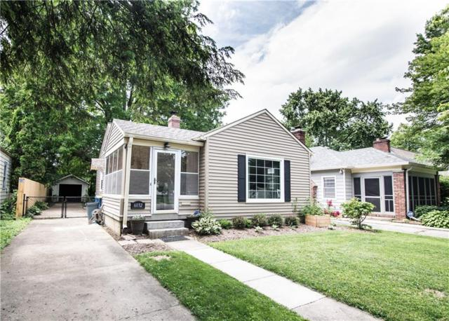 6032 Norwaldo Avenue, Indianapolis, IN 46220 (MLS #21646711) :: Mike Price Realty Team - RE/MAX Centerstone
