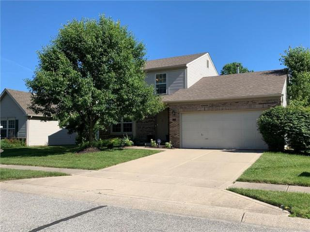 6134 Bristlecone Drive, Fishers, IN 46037 (MLS #21646712) :: AR/haus Group Realty