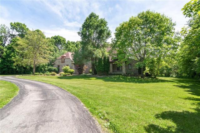 3511 Willow Road, Zionsville, IN 46077 (MLS #21646745) :: FC Tucker Company