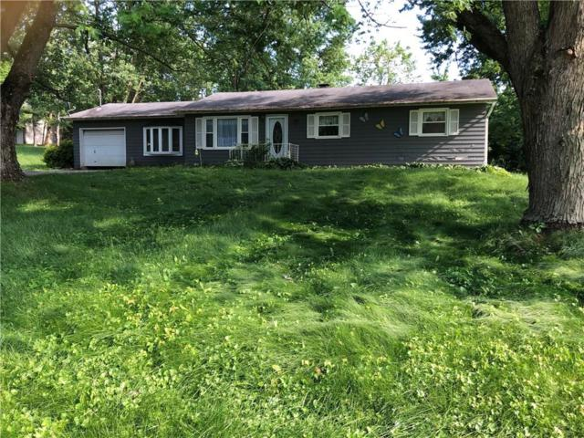 1645 Timberdale Drive, Martinsville, IN 46151 (MLS #21646759) :: Mike Price Realty Team - RE/MAX Centerstone