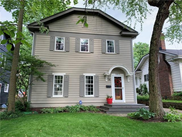 5325 Central Avenue, Indianapolis, IN 46220 (MLS #21646761) :: Mike Price Realty Team - RE/MAX Centerstone