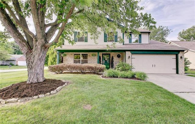 6750 Wild Cherry Drive, Fishers, IN 46038 (MLS #21646789) :: AR/haus Group Realty