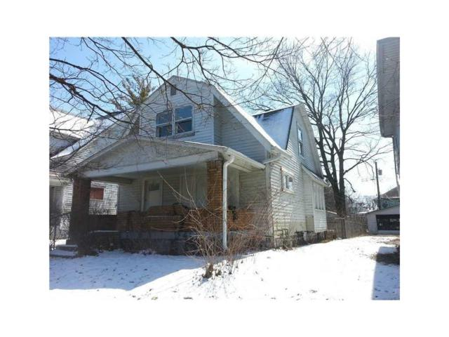 549 W 29th Street, Indianapolis, IN 46208 (MLS #21646811) :: Your Journey Team