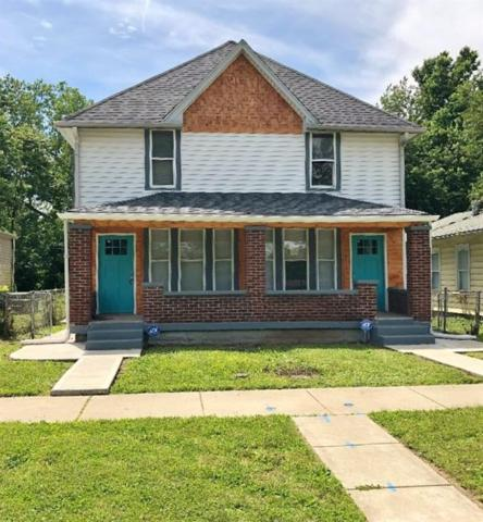2722 Dr Andrew J Brown Avenue, Indianapolis, IN 46205 (MLS #21646845) :: FC Tucker Company