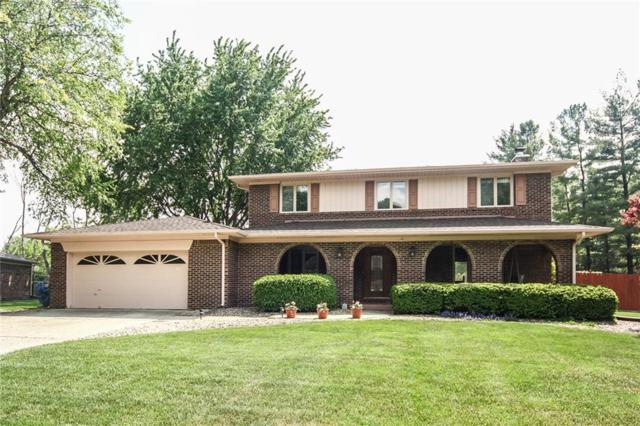 8740 Maple View Drive, Indianapolis, IN 46217 (MLS #21646853) :: Mike Price Realty Team - RE/MAX Centerstone