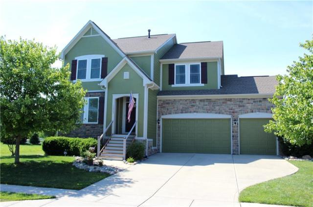 13985 N Honey Creek Drive, Camby, IN 46113 (MLS #21646868) :: David Brenton's Team