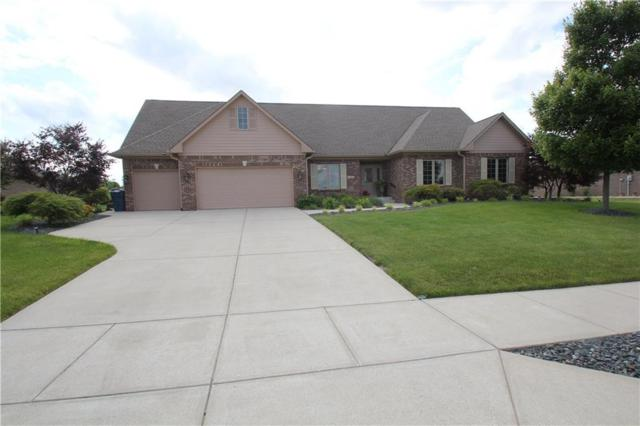 1954 S Stoney Trail, Greenfield, IN 46140 (MLS #21646884) :: AR/haus Group Realty
