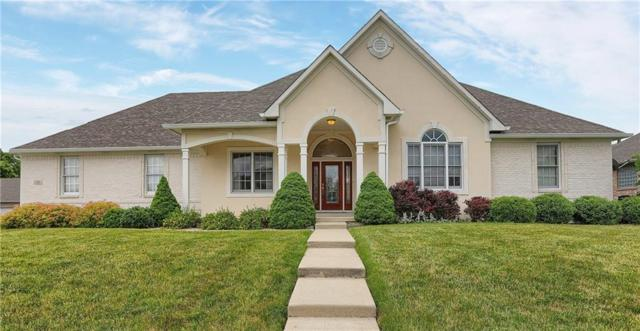 3721 Walnut Hill Court, Greenwood, IN 46142 (MLS #21646890) :: The Evelo Team
