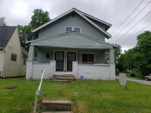 3534 Dr Martin Luther King Jr Street, Indianapolis, IN 46208 (MLS #21646908) :: David Brenton's Team