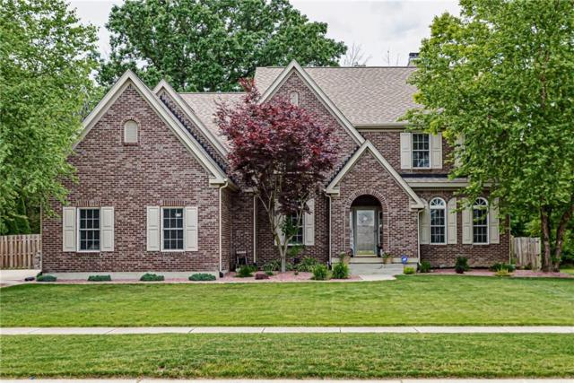 4358 Greenthread Drive, Zionsville, IN 46077 (MLS #21646912) :: FC Tucker Company