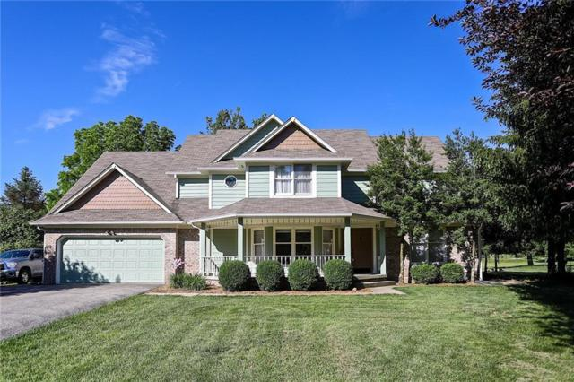 3260 Southampton Drive, Martinsville, IN 46151 (MLS #21646927) :: Mike Price Realty Team - RE/MAX Centerstone