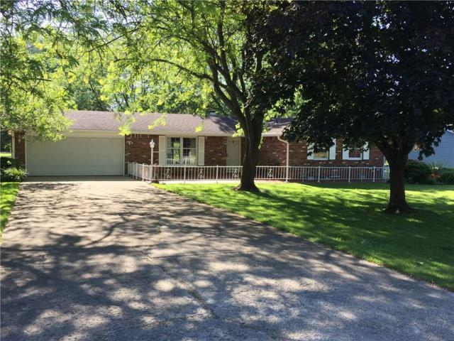 338 S Clearview Drive, New Castle, IN 47362 (MLS #21646932) :: HergGroup Indianapolis