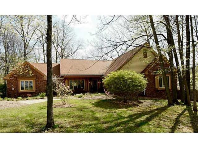 7855 E 60 S, Zionsville, IN 46077 (MLS #21646982) :: The Indy Property Source