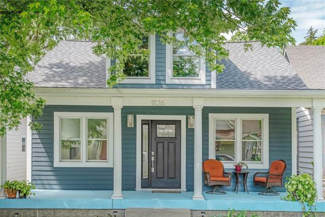 1826 Woodlawn Avenue, Indianapolis, IN 46203 (MLS #21646986) :: AR/haus Group Realty