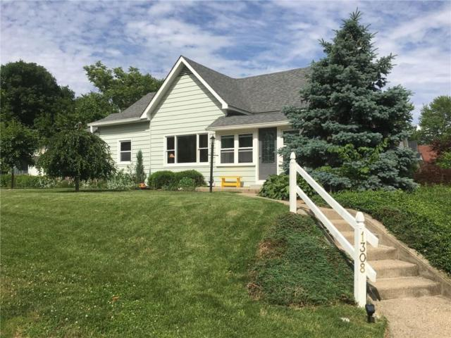 1308 E Division Street N, Noblesville, IN 46060 (MLS #21647026) :: AR/haus Group Realty