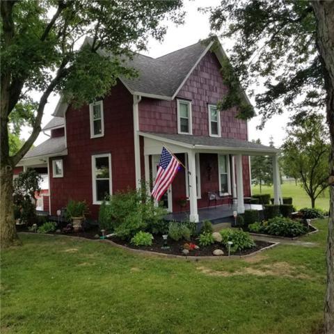 701 W Jefferson Street, Alexandria, IN 46001 (MLS #21647034) :: The ORR Home Selling Team
