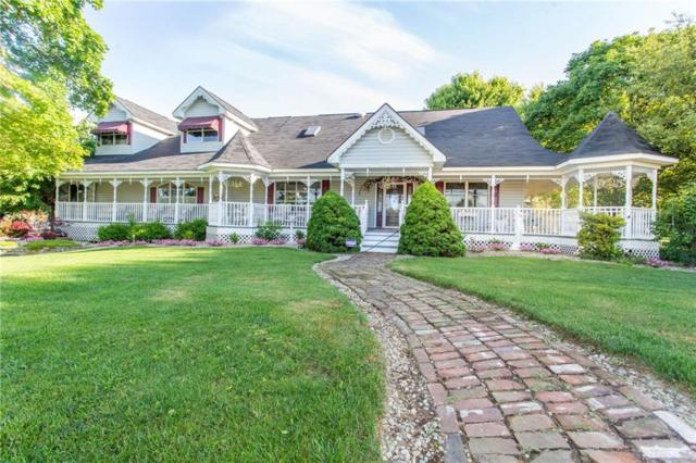 4284 W County Road 100 S, New Castle, IN 47362 (MLS #21647071) :: HergGroup Indianapolis