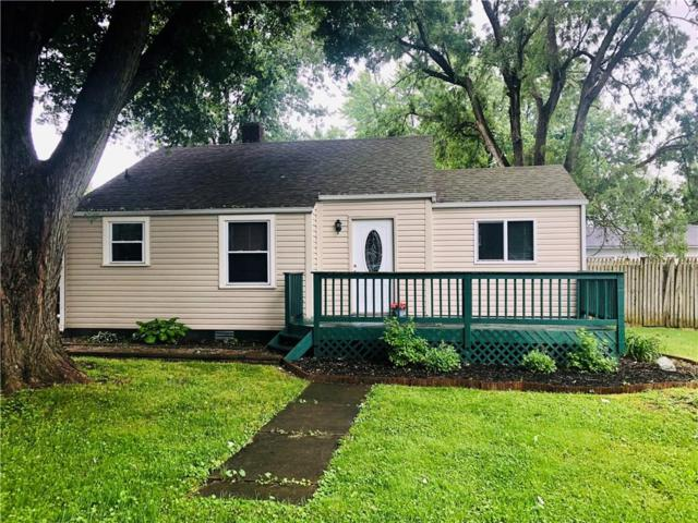 225 North Street, Chesterfield, IN 46017 (MLS #21647088) :: The ORR Home Selling Team