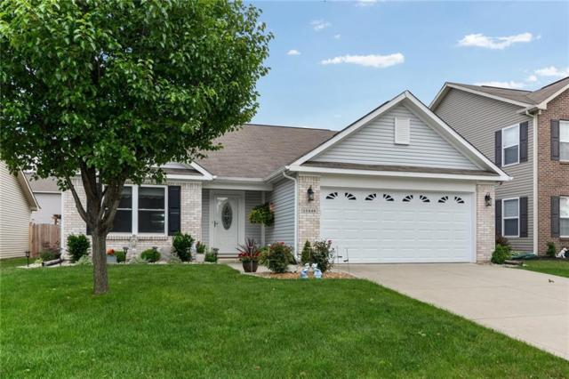 15448 Blair Lane, Noblesville, IN 46060 (MLS #21647109) :: Mike Price Realty Team - RE/MAX Centerstone