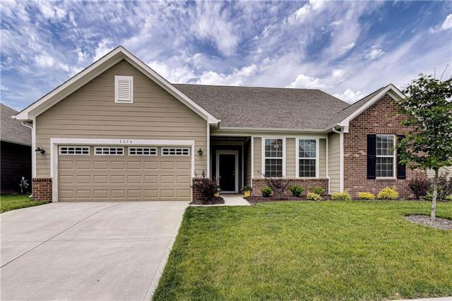 5274 Crowley Parkway, Whitestown, IN 46075 (MLS #21647128) :: Mike Price Realty Team - RE/MAX Centerstone