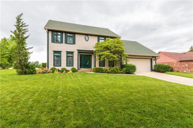 10314 E Forest Creek Drive, Indianapolis, IN 46239 (MLS #21647131) :: David Brenton's Team