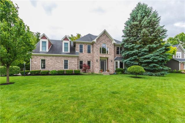 77 E Laredo Way N, Carmel, IN 46032 (MLS #21647137) :: Mike Price Realty Team - RE/MAX Centerstone